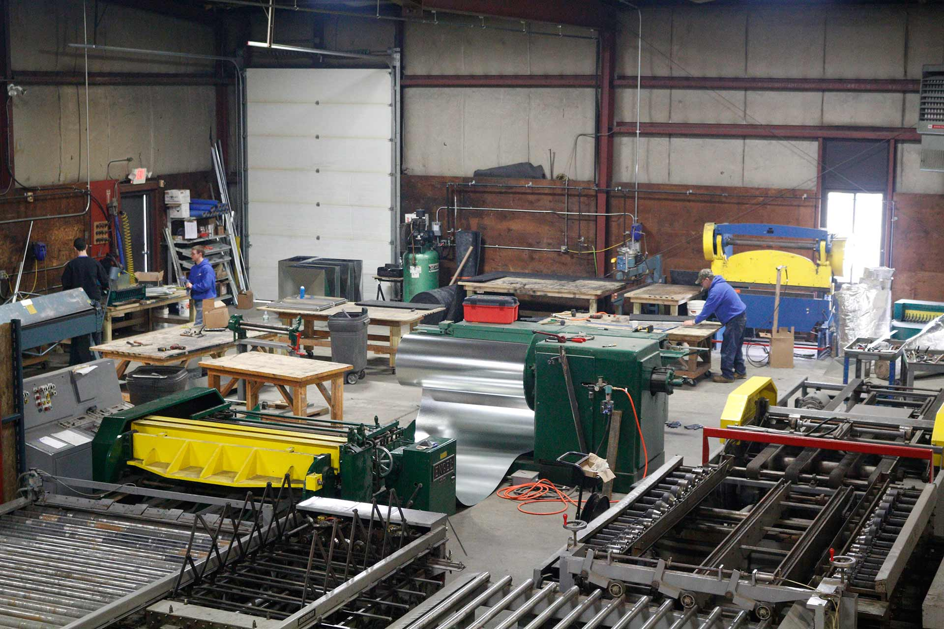 Connecticut Sheet Metal Fabrication New York